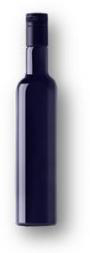 Castillo De Pinar Olive Oil Violet Glass Bottle